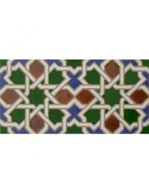 Faïence arabe relief MZ-006-00
