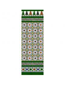 Arabischen farbigen mosaiken MZ-M007-00