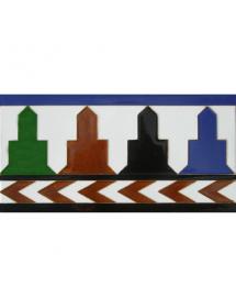 Relief Arabian tile MZ-016-00
