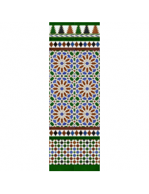 Mosaico Relieve MZ-M040-00