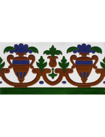 Azulejo Relieve MZ-027-00