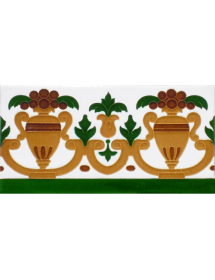 Azulejo Relieve MZ-027-01
