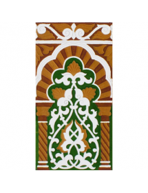 Azulejo Relieve MZ-030-01