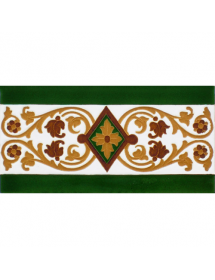 Azulejo Relieve MZ-034-01