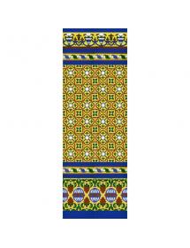 Sevillianischen farbigen mosaiken MZ-M031-03