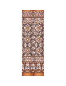 Sevillian copper mosaic MZ-M038-941