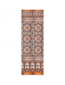 Sevillianischen kupfer mosaiken MZ-M038-941